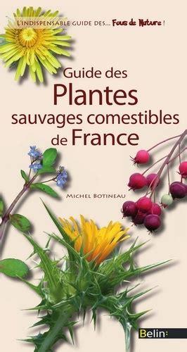 Michel Botineau, Guide des plantes sauvages comestibles