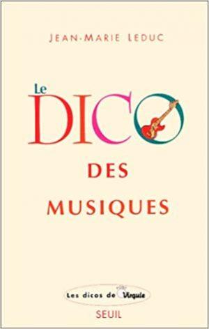 Le Dico Des Musiques