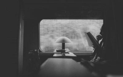 Les trains dans la littérature ou comment voyager dans son fauteuil